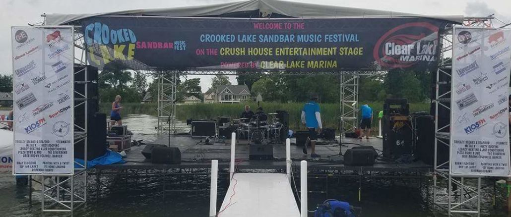 2019 Crooked Lake Sandbar Music Festival – Community Humane